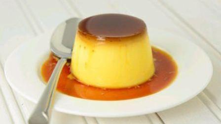 自制的鸡蛋布丁, 嫩滑爽口的焦糖鸡蛋布丁简单就能完成