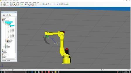 机器人夹具选择与安装