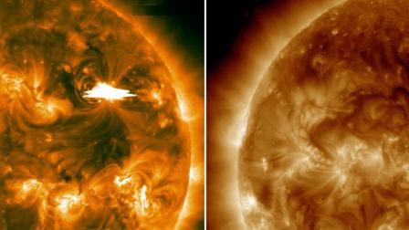 我国这个神器能给太阳拍片子, 未来美国要看我们的天气预报!