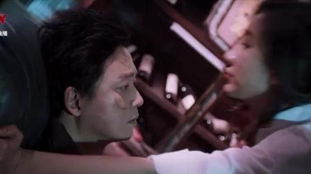 《白夜追凶》最爆亮点: 美女刑讯逼问潘粤明, 但是你干什么露胸?