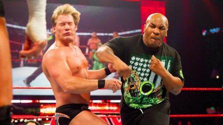 wwe dx 拳王泰森客串WWE 重炮KO DX军团 成员