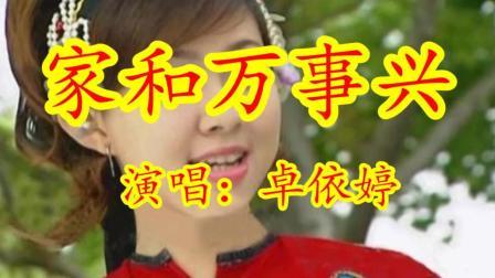 新年歌曲 - 家和万事兴 - 卓依婷
