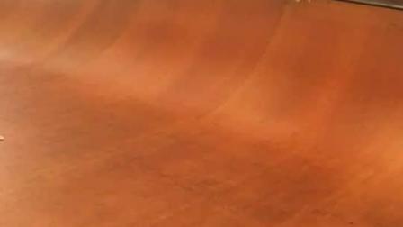 山本勇自由式滑板是世界级的u池也玩的超级棒