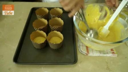 南瓜蜜枣玛芬蛋糕做法