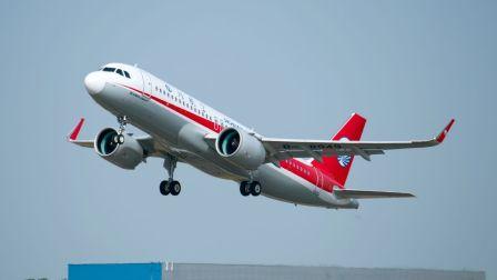 四川航空首架A320neo成长记录