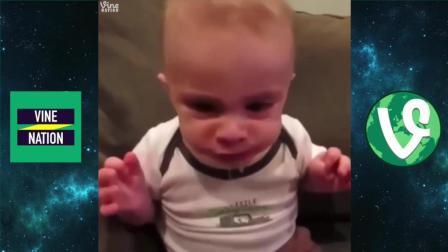 可爱又有趣的宝宝搞笑视频集锦
