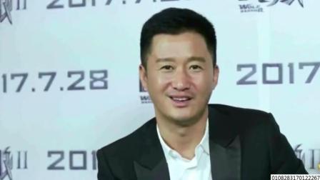 《战狼2》香港首映礼 吴京大吼记者 真实原因让人心疼不已 170908
