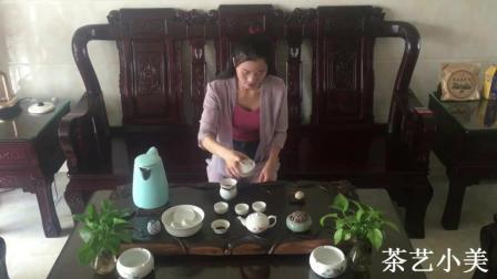 茶艺小美: 青桔+红茶=小青柑, 浓厚的红茶, 淡淡的青桔味, 口感极佳