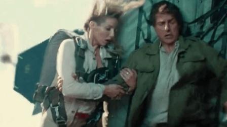 汤姆克鲁斯为救美女 甘愿自己随飞机坠毁