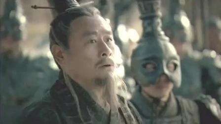 楚汉传奇, 嬴政被一只鹰打扰到就要射下来, 霸道至此, 恐怖如斯