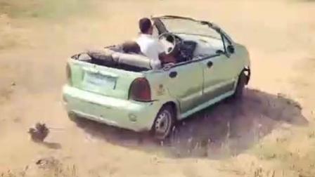 【车祸】几万块的奇瑞汽车, 车主虐车真是一把好手, 5分钟报废