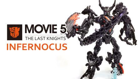 KL變形金剛玩具分享204 電影5 最終騎士 煉獄魔&昆特莎 玩具反斗城限定
