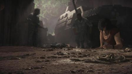【Q桑】《神秘海域: 失落的遗产》惨烈最高难度攻略剧解说 第04集