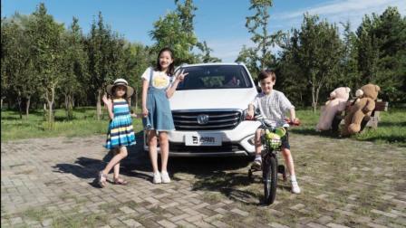 老司机试车: 张小娴试驾长安凌轩, 8万块的7座MPV小孩为何如此喜欢?-老司机出品