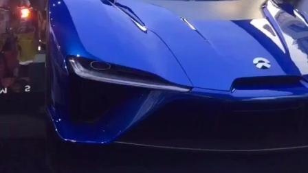 蔚来EP9是由蔚来汽车出品的电动超级跑车
