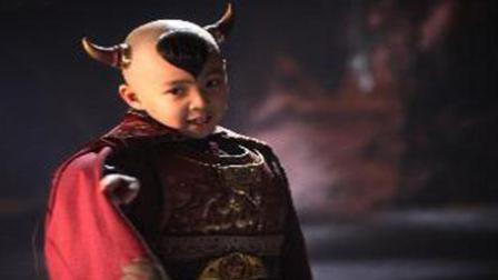 《西游谜中谜》第186话: 红孩儿活了三百年为何长不大? 哪吒表示很不服