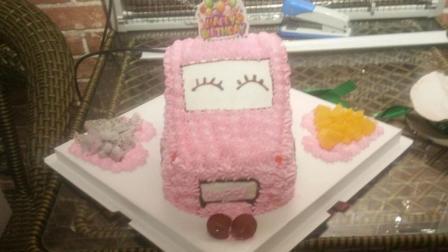 小汽车蛋糕制作过程, 喜欢的进来转发点个赞, 谢谢大家