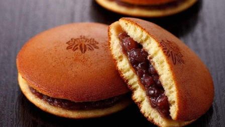 哆啦A梦最爱的铜锣烧, 你爱吃么? 甜绵红豆沙新鲜纯正的浓郁口感
