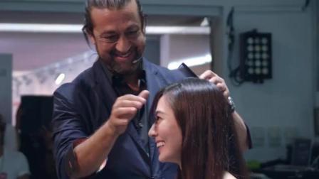 不一样的高度 看美发大师怎么玩头发