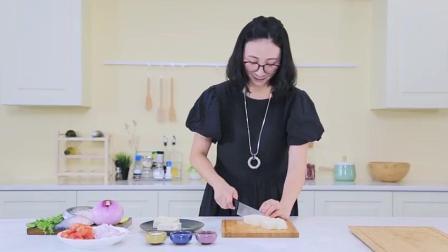 番茄三文鱼头豆腐汤, 番茄的花样吃法, 满满家的味道 (2)