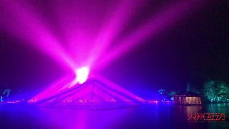 G20峰会最忆是杭州, 最炫灯光秀片段