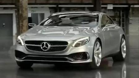 奔驰S级Coupe2019款亮相, 颜值碾压宝马7系