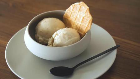 香蕉冰淇淋最美味的做法, 低卡低脂肪的瘦身甜品, 用料少做法简单零失败