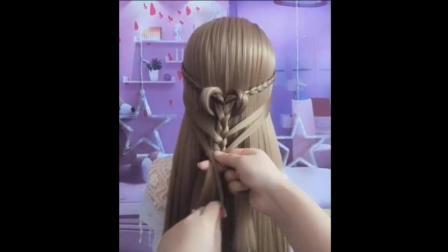 长发女生扎什么头发好看? 这款发型是女神的标配!