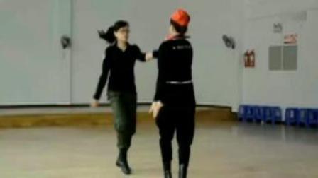水兵舞基本步教学 第四套水兵舞基本步教学教学示范