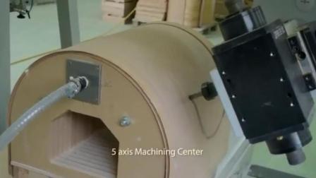 数控机床制作实木家具