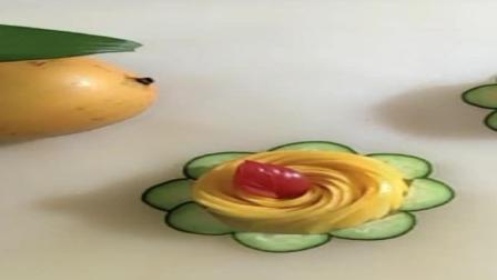 芒果切成块吃吗? 还能再俗点吗?