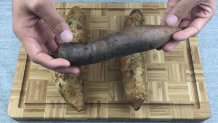 """外形像红薯的""""雪莲果"""", 糖度值高达9.7还被称为""""地下水果""""!"""