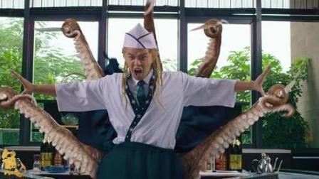 周星驰《美人鱼》: 罗志祥的搞笑天赋, 甚至比邓