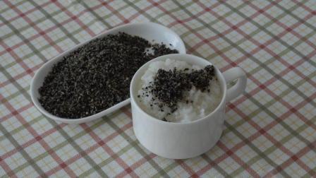 自制核桃黑芝麻海苔粉, 补脑益智, 润肠通便, 还能增强抵抗力!