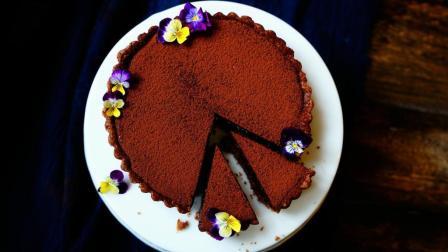 我的日常料理 第一季 法式经典甜品巧克力塔也可以轻松在家制作 足不出户可以吃到法式甜点