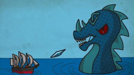 神秘巨兽与中华德鲁伊的航海诡计