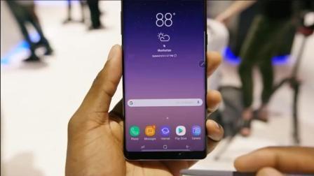 三星Note8评测, 这是一款挑战iphone8的机子?
