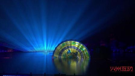 现场体验西湖上那把惊艳世界的G20美扇-火米互动