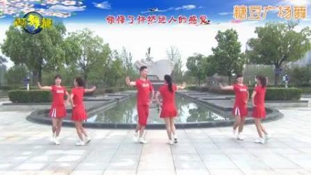 楠楠广场舞心动的女人双人对跳俏皮舞舞