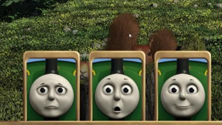 面包超人玩具视频 托马斯和他的朋友们小火车视频 (7)
