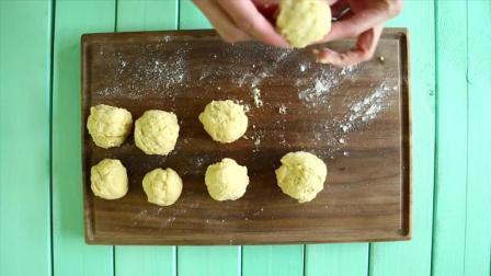 甜点制作——免揉枫糖牛角面包