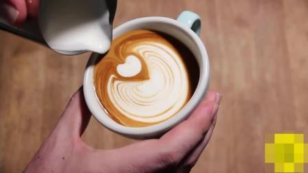 咖啡拉花基础, 咖啡拉花步骤特写, 想学的多看几遍