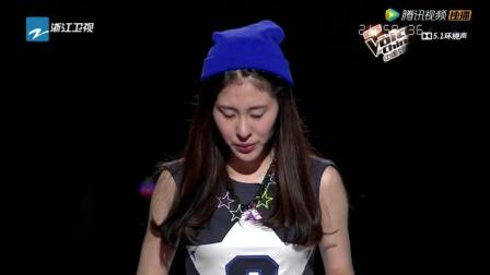 韩女团成员张碧晨深情演唱《她说》收获四转, 杨坤大赞其漂亮