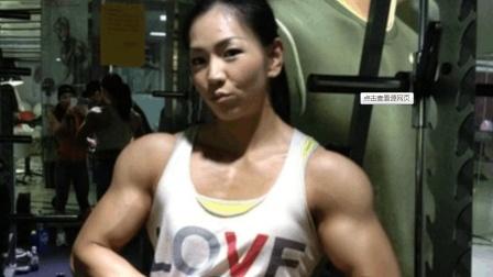 国外女子健美比赛, 满屏的好身材, 你想去追求一个吗?
