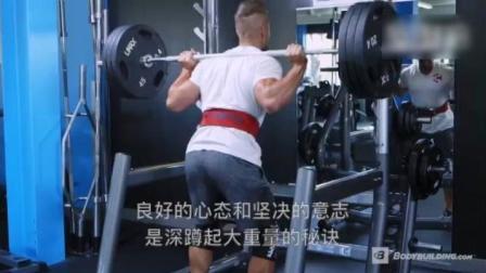 健身不练腿, 迟早得阳痿? 全方位轰炸臀部、大腿、小腿训练计划