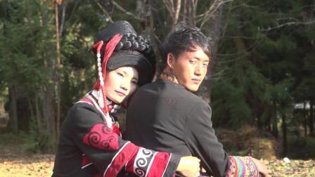 彝人视角彝族人结婚发现新娘又美又羞涩看起来很有意思