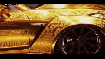 价值20亿的黄金超跑, 每跑100KM消耗2万元黄金!