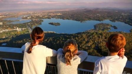 澳大利亚首都堪培拉旅游风光介绍