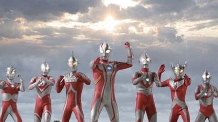 [星光璀璨之时 制作]昭和系奥特曼纪念 歌曲《ウルトラの奇跡 (奥特奇迹)》致敬八位前辈
