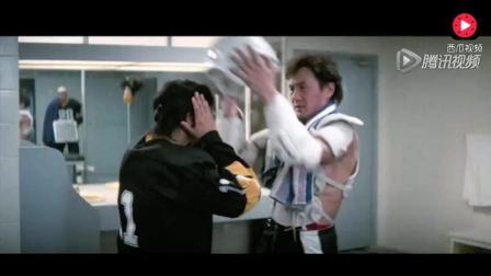 香港电影: 叶倩文被追躲进男厕所刚好遇到光头佬和金刚许冠杰!